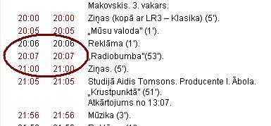 radiobumba