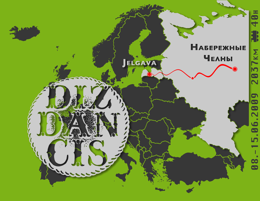 DD brauc uz Tatarastanu